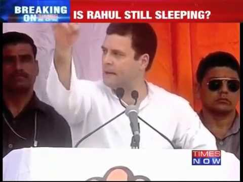 Did Rahul Gandhi call Narendra Modi 'Opposition Leader'?