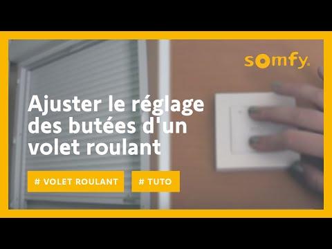 Moteurs Somfy - Moteur Volet Roulant