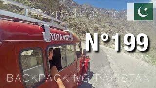 Mit der Antiterroreinheit durch Pakistan / Weltreise Vlog / Backpacking #199