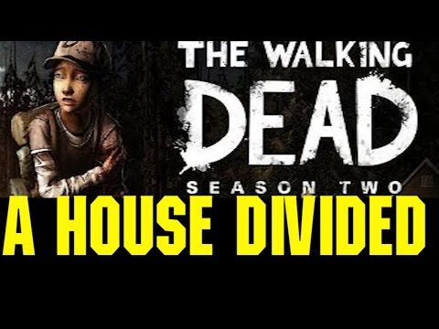 The Walking Dead Season 2 - Ep. 2 FULL - A House Divided
