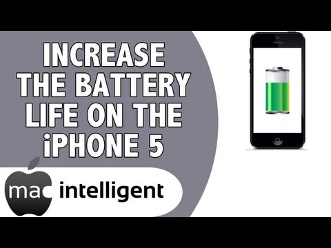 12 Ways To Save IPhone 4 Battery Life | How To Make & Do Everything!