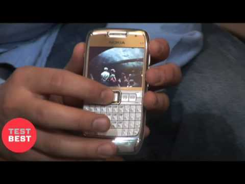 Gadget Lab 14: Nokia E71, iPod Touch