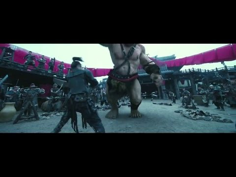 The Warrior's Gate Official Trailer  勇士之门, 2016《勇士之门》解封黑骑士 赵又廷倪妮背水一战超清 streaming vf