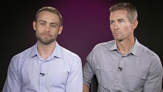 Paul Walker's brothers open to playing him again in 'Fast and Furious' franchise