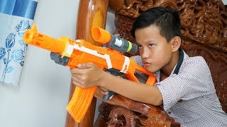 NERF GUN ARENA OF VALOR BATTLE