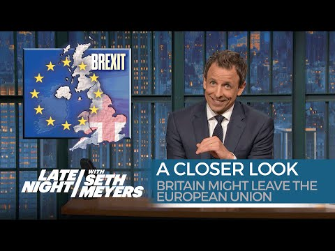 Britain Might Leave the European Union: A Closer Look