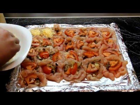 Как вкусно приготовить куриное филе(Дневник рыболова)