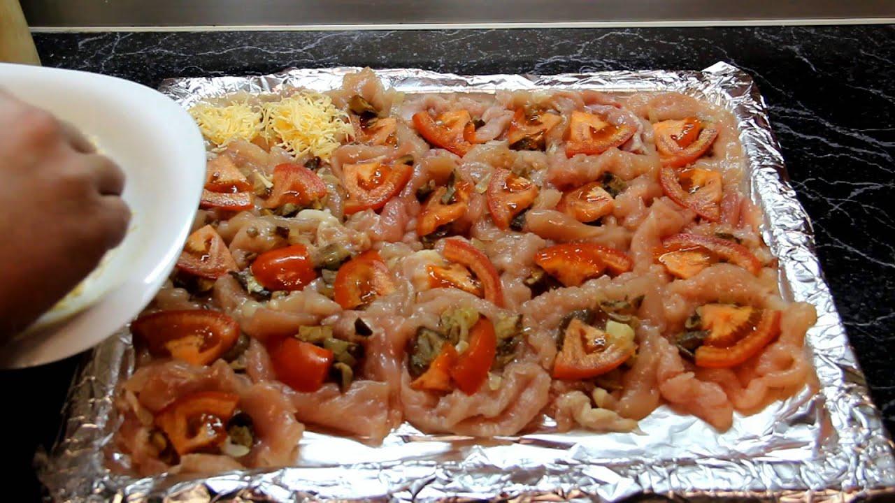 Что вкусного можно приготовить из куриного филе фото рецепт пошаговый