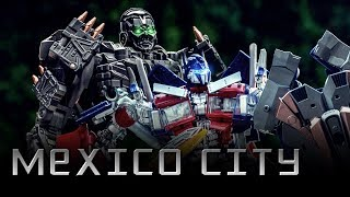 Mexico City: A Transformers Story (Age Of Extinction Prequel)