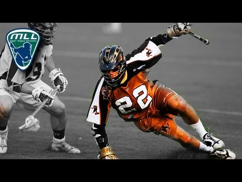 Ned Crotty 2012 MLL Highlights