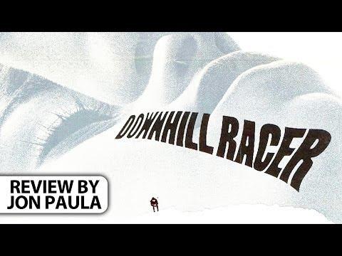 Downhill Racer (Robert Redford) -- Movie Review #JPMN