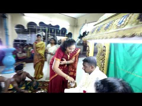 Malaysian Indian wedding ceremony of Balakumaran & Lenny Roopa
