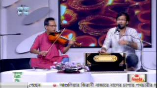 miftah zaman SA TV SHUNDORIGO DOHAI DOHAI Tribute to Manna Dey