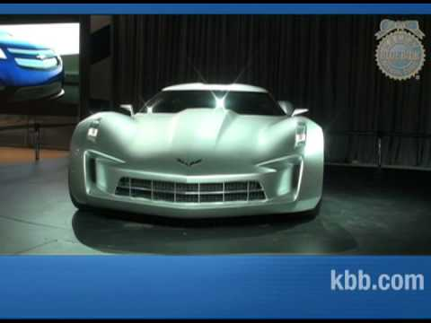 Corvette Stingray Sideswipe on Gm Corvette Stingray Concept Driven And Detailed   How To Make   Do