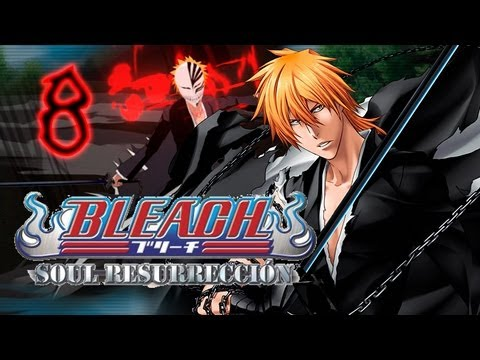 Let's Play: Bleach Soul Resurreccin - Part 8 | Toshiro Hitsugaya