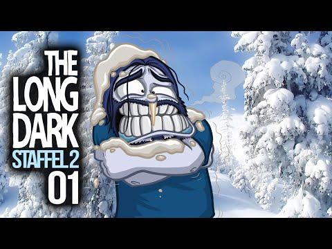 THE LONG DARK [S02E01] - Arschkalt die Zweite! ★ Let's Play The Long Dark