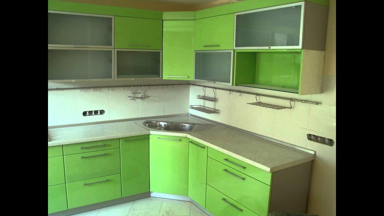 Покраска фасадов для кухни своими руками видео