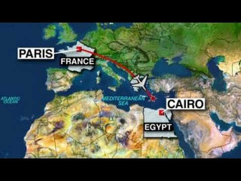 Source: Satellites didn't show explosion near EgyptAir crash
