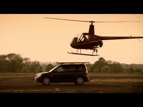 Skoda Yeti Road Test - Top Gear - BBC