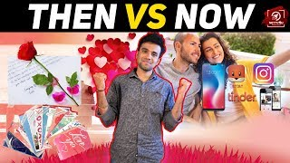 Lovers Then VS Now | 90's kids Vs 20's Kids | Lovers day Special Video By http://festyy.com/wXTvtSManikandan