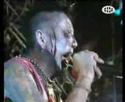 Mudvayne-Cradle Live Music Videos