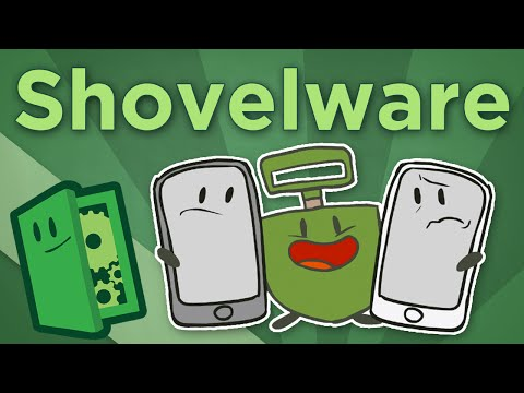 Extra Credits - Shovelware - The Causes And Consequences Of Bad Licensed Games video