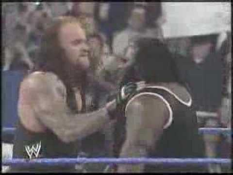 Undertaker Chokeslams/Tombstones Mark Henry
