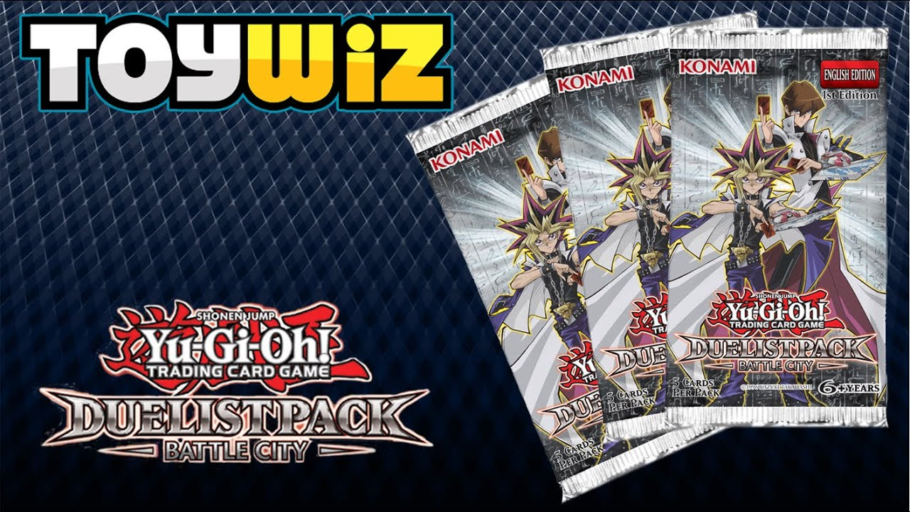 Duelist Pack Battle City Dark Magician Battle City Duelist Pack