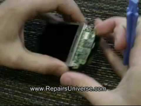 HTC Touch LCD Screen Replacement How-To Fix & Repair Video