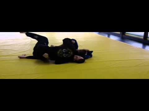 Indianapolis BJJ | Butterfly Guard Pass with Backstep Image 1