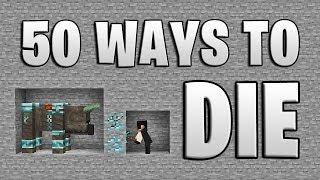 50 Ways to Die in Minecraft (Village and Pillage Edition)