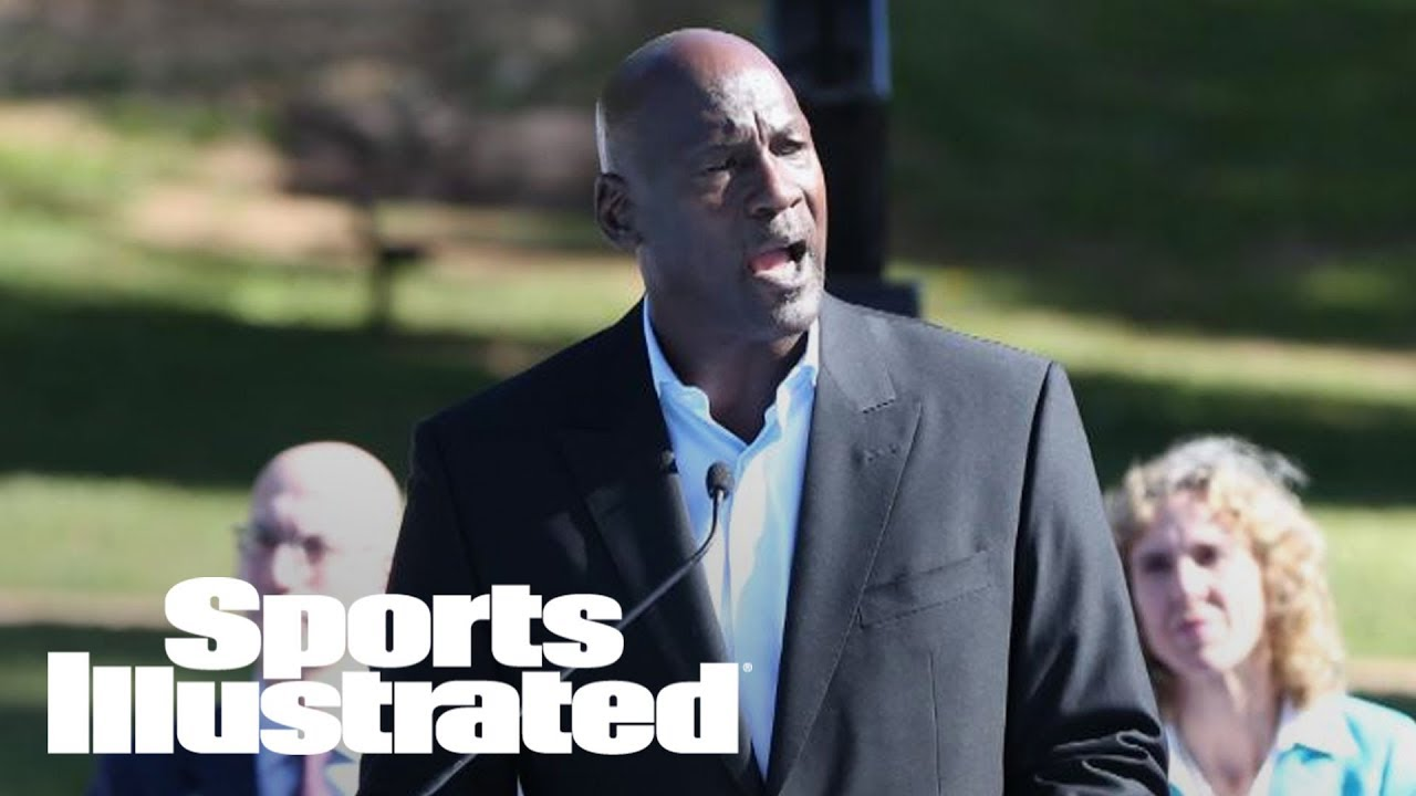 Michael Jordan Says Superteams Will Hurt NBA | SI Wire | Sports Illustrated