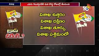 Cross Voting Tension in Visakha | Elections 2019  News