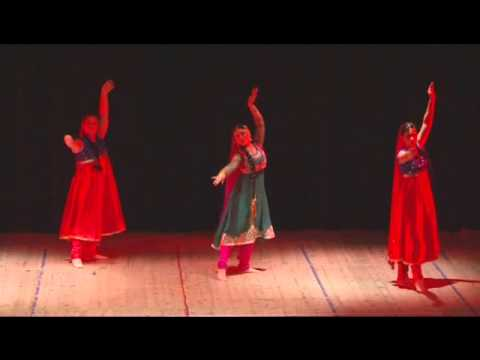 BOLLYWOOD DANCE CLASSIC MUJRA ON Chalte chalte yunhi koi mil...