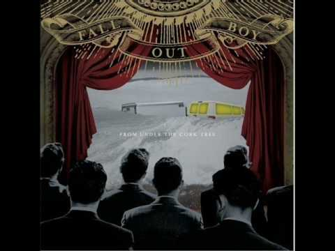 Fall Out Boy - Champagne For My Real Friends Real Pain For My Sham Friends