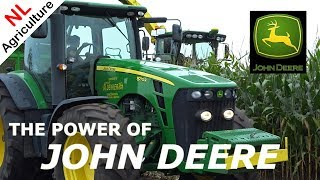 The power of JOHN DEERE in the Netherlands | Part 1.