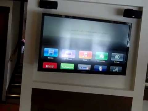 Above Fireplace Led Tv Wall Mount Installation New