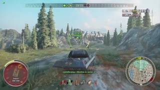 World of Tanks Xbox one Champion Panther/M10 6 Kills part 2