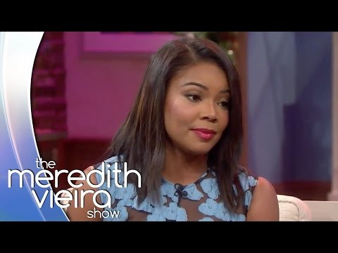 Gabrielle Union On Leaked Photos | The Meredith Vieira Show