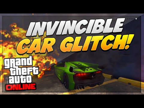 Gta 5 Glitches: Indestructible Car Glitch 1.15! (gta 5 Invincible Car Glitch) gta 5 Glitches Fun! video