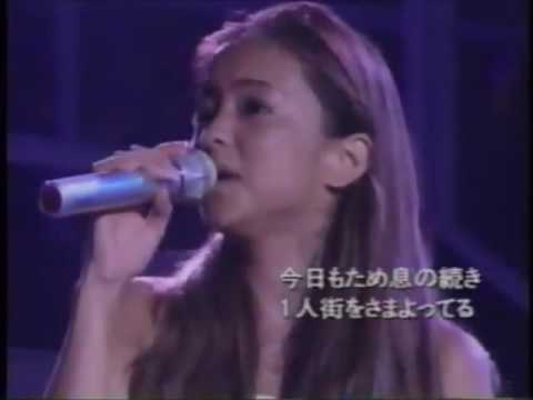 安室奈美惠 Namie Amuro - Sweet 19 Blues. Live On T.V. 480p