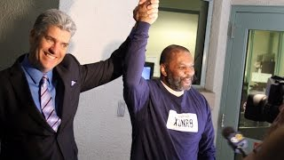 Man Freed From Prison After 18 Years of Claiming Innocence for Bank Robbery