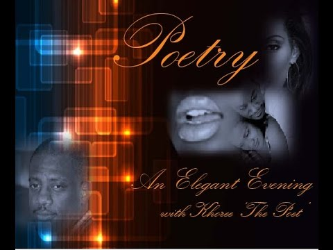 Khoree The Poet Promo