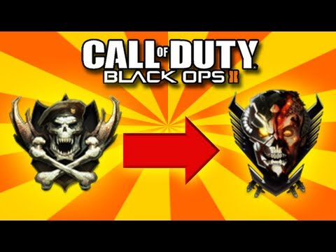 ★Black Ops 2: 10 Prestige! Combat Record  (Ranking up Fast!)