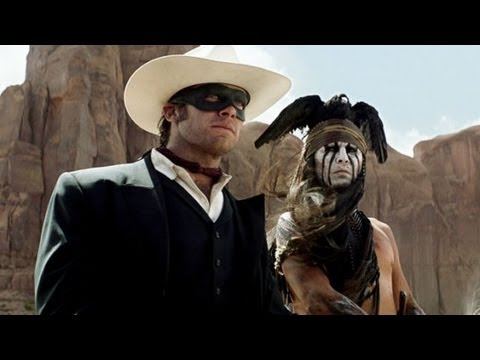 The Lone Ranger -- Movie Review