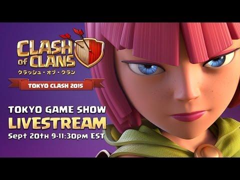 #TokyoClash LIVE (full stream)
