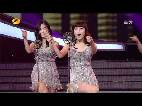 Wonder Girls - Nobody (Chinese Ver.) (Happy Camp 2010.08.21) Music Videos