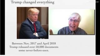 JFK assassination - Trump 2017 - 2018 new document release 1 of 2