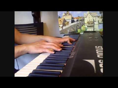 Kung fu Hustle theme piano