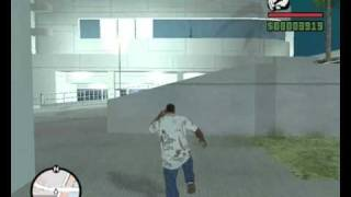 GTA SA - CJ viaja a Vice City